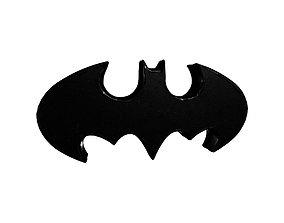 Batman Logo Type2 3D asset