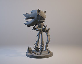 3D print model Mephiles the Dark Sonic X