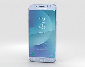 3D model Samsung Galaxy J5 2017 Blue