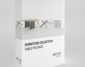3D model Table Package