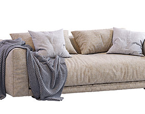 Sofa Moss By Cor 3D model