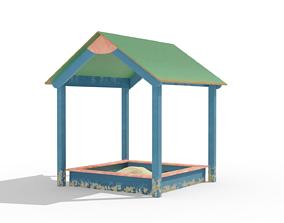 3D model realtime Sandbox
