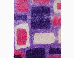 Carpet Keen Joy Gagga lilac 3D