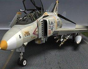 F4B Phantom for Poser 3D model