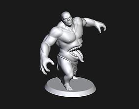 amazonas 3D printable model wendigo