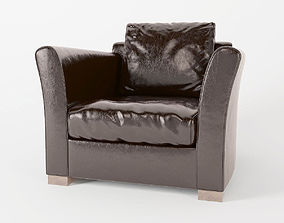 Baxter Diner Chair 3D model