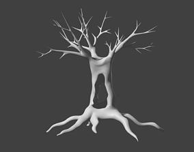 plant Dead Tree 3D