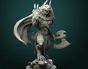 3D printable model Karrash the Forest Shadow 3 variants