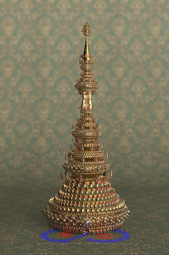Phra Maha Phichai Crown