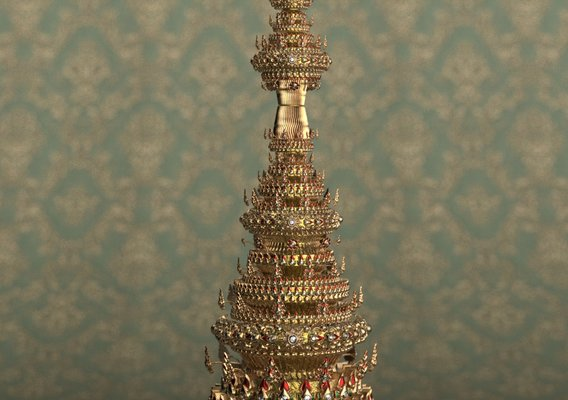 Phra Maha Phichai Crown