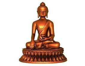 3D printable model Sakyamuni Buddha