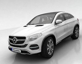 3D model Mercedes GLE Coupe