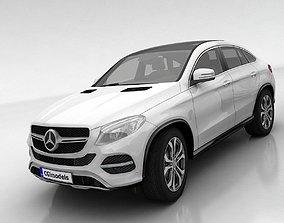 3D model Mercedes GLE Coupe