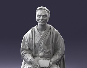 Funakoshi Gichin 1205 3d print ready