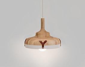 Ceiling Light Nut B 3D print model