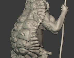 3D print model turtle explorer