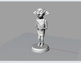 Dobby 3D print model