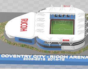3D print model Coventry City - Ricoh Arena