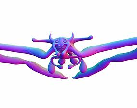 Zengutaro 3D model