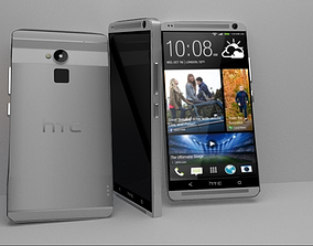 HTC One Max 3D
