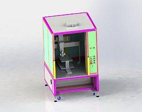 Five-axis Circuit Board Dispenser 3D model
