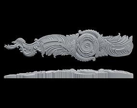 Decorative Element 3D printable model element