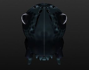 3D asset Ghost jelly fish