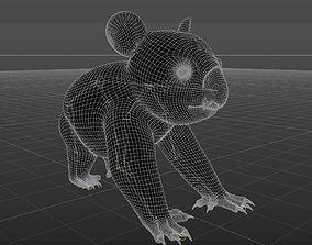 3D model Koala Realistic