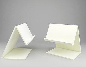 Visiting Card Holder 3D print model