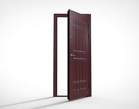 ENTRANCE METAL DOOR 3D