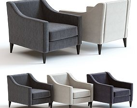 3D The Sofa and Chair Co - Hogarth Armchair