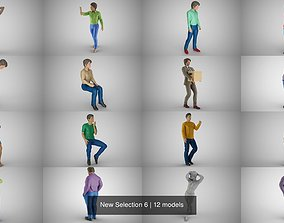 New Selection 6 3D
