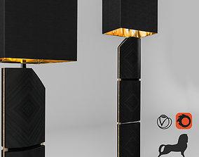 prestige Smania Wi Floor Lamp 3D model