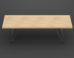 Dining table 3 3D model