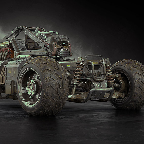 Buggy for Apocalypse