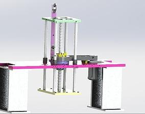 Z axis manipulator 3D