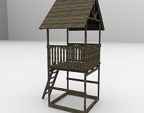 3D Watchtower