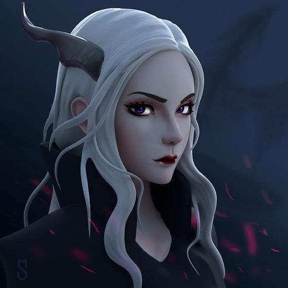 Daenerys Targaryen - Stormborn