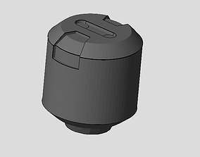 3D printable model CHIBI-TECH SD - AMMO CYLINDER -