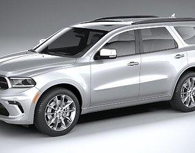 3D model Dodge Durango 2021