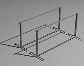 3D asset Market rack