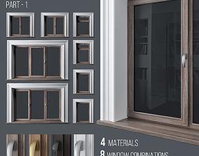 3D Window Collection Part 1