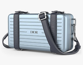3D Dior and Rimowa Personal Clutch