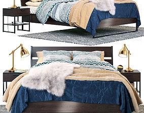 Bed TRYSIL IKEA 3D model