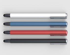 Wacom Bamboo Solo Pen 3D model