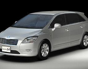 2008 Toyota Mark X Zio 3D