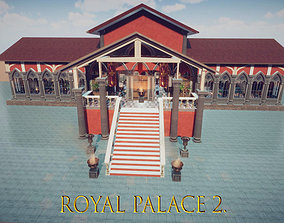 Royal Palace 2 3D model