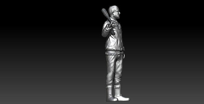 negan-the-walking-dead-3d-print-3d-model