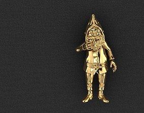 Gnome 2 Leprechaun 3D printable model