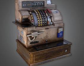 3D model Cash Register Dive Bar - PBR Game Ready